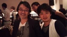 藤村正宏先生と一緒に