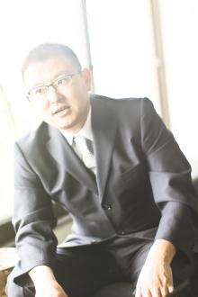 起業家のポートレート写真