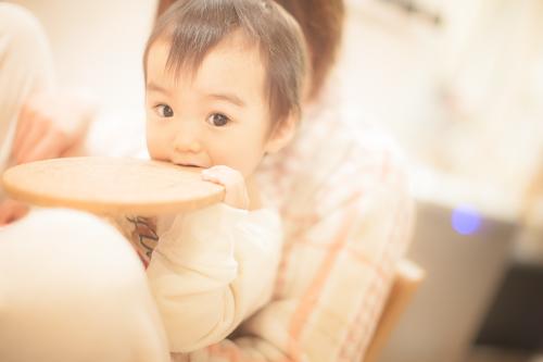 娘の写真 1歳半