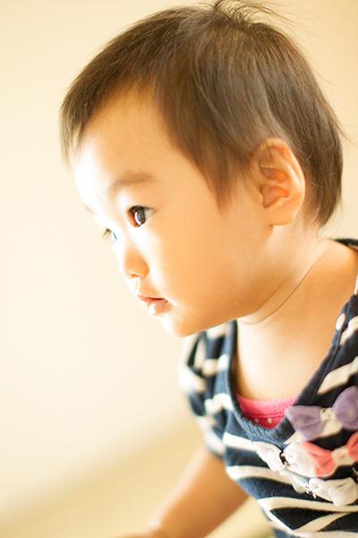 一人娘の写真